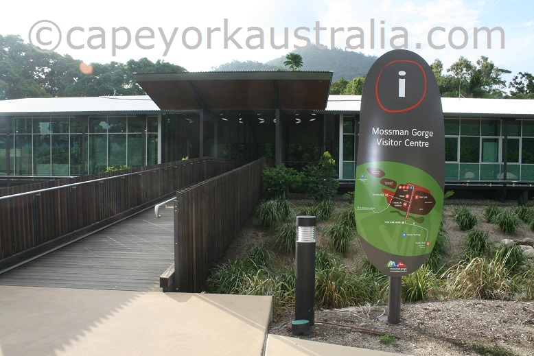 mossman gorge visitor centre