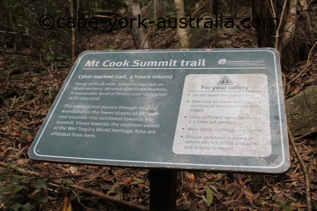 mount cook summit trail