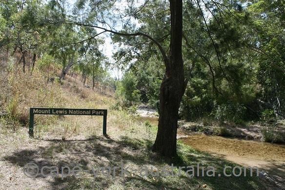 mount lewis national park