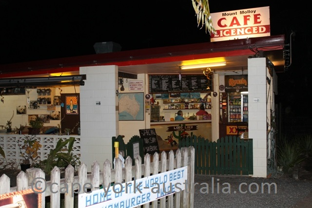 mt molloy cafe