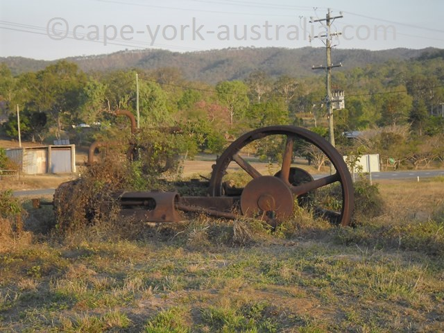 mt molloy mining equipment