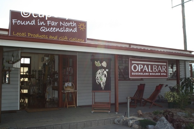 mt molloy opal shop
