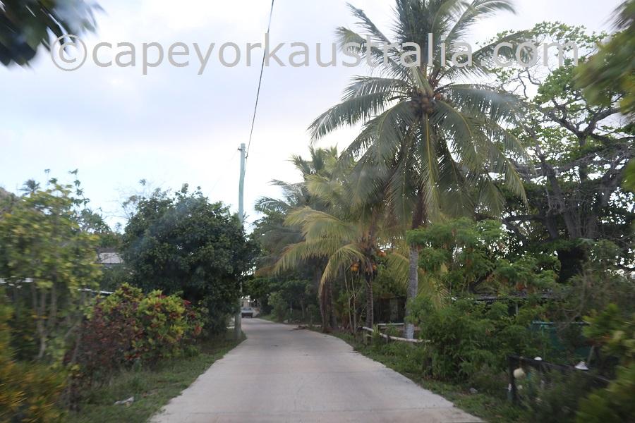 murray island streets