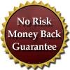 no risk money back guarantee