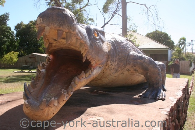 normanton big croc