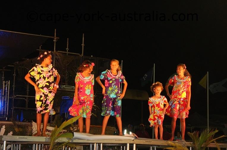 npa cultural festival fashion parade