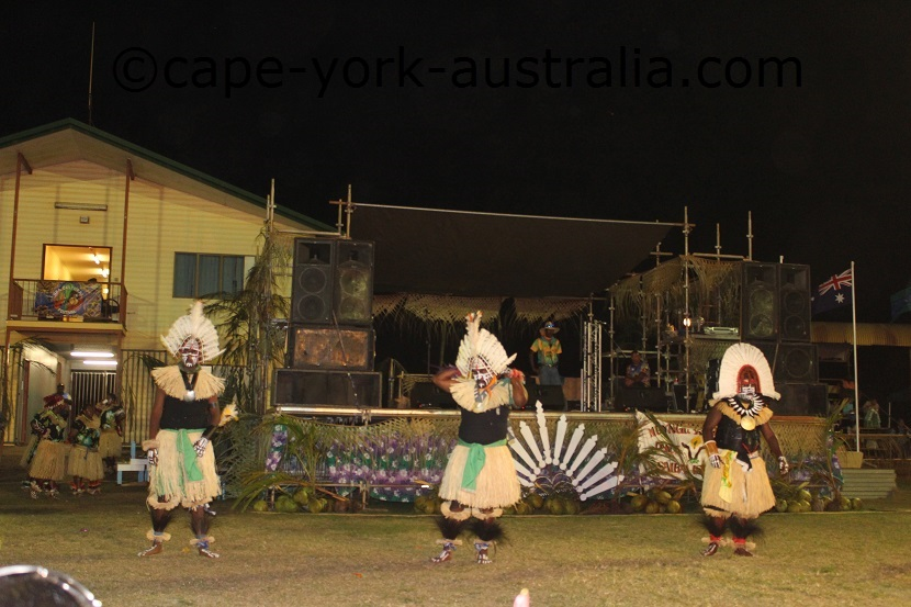 saibai island dance group