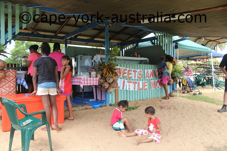 npa show food stall