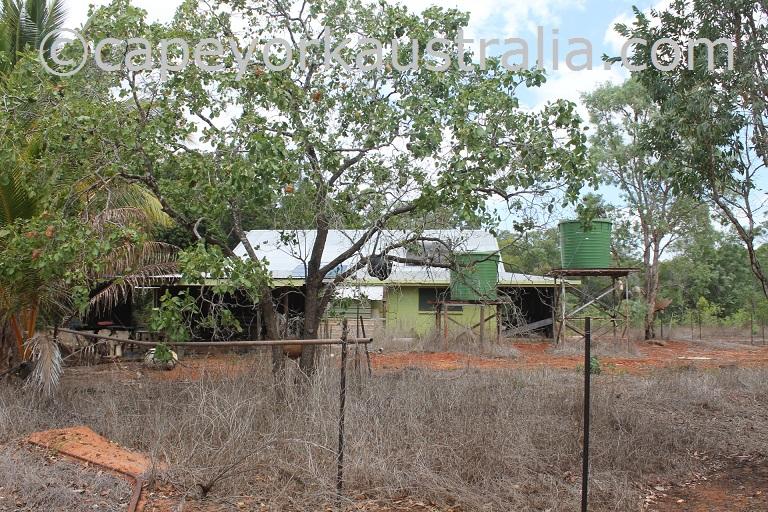 npa tracks abandoned homestead