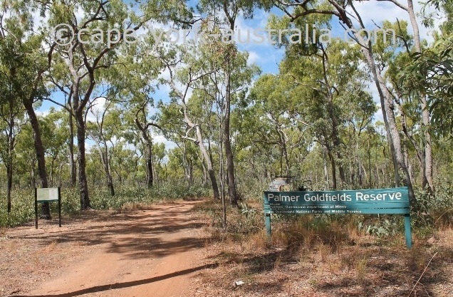 palmer goldfields reserve