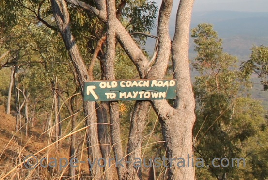 old coach road to maytown