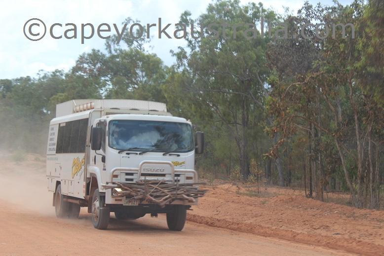 overland safari tours