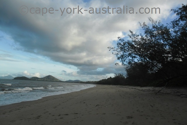 palm cove beach walk