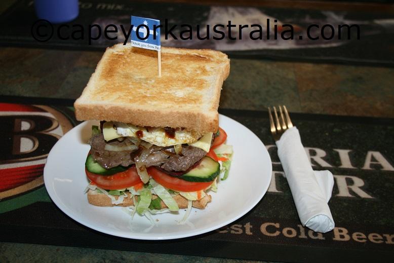 palmer river sandwich