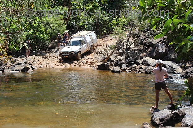 pascoe river crossing cape york