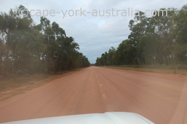weipa to archer river