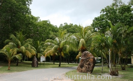 peninsula caravan park cooktown