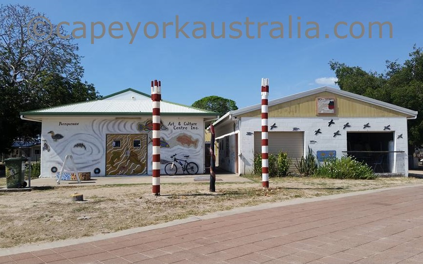 pormpuraaw art centre