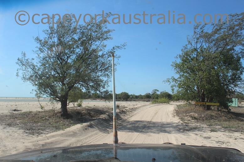 pormpuraaw beach