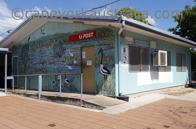 pormpuraaw post office