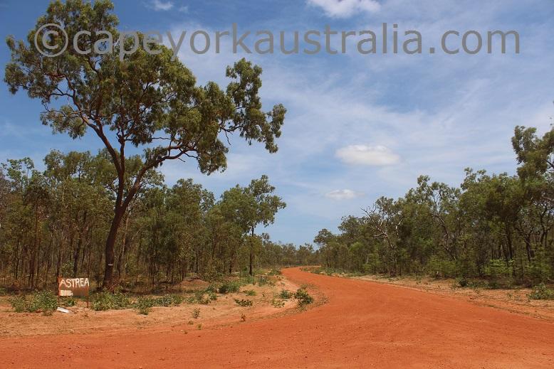 pormpuraaw road astrea