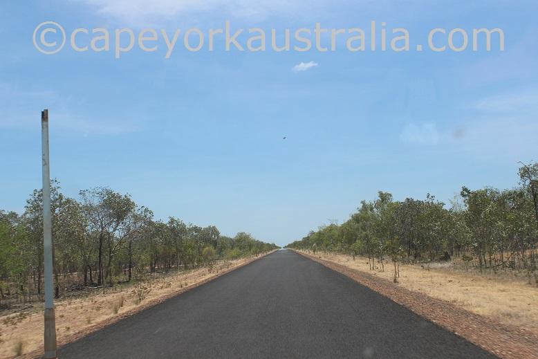 pormpuraaw road last bit