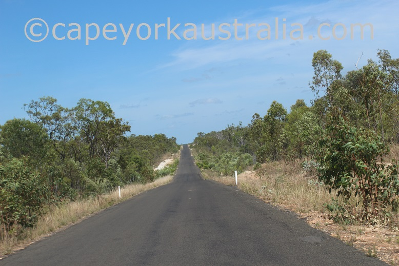 pormpuraaw road sealed
