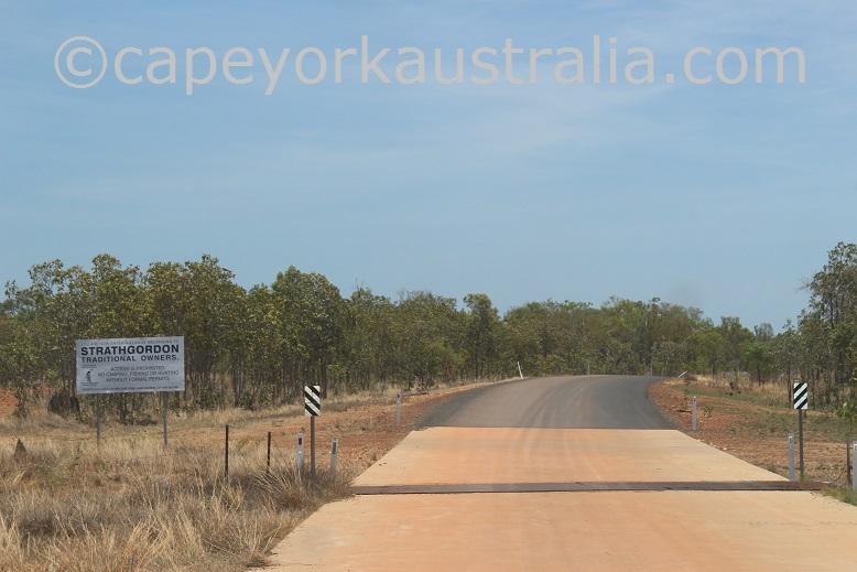pormpuraaw road strathgordon