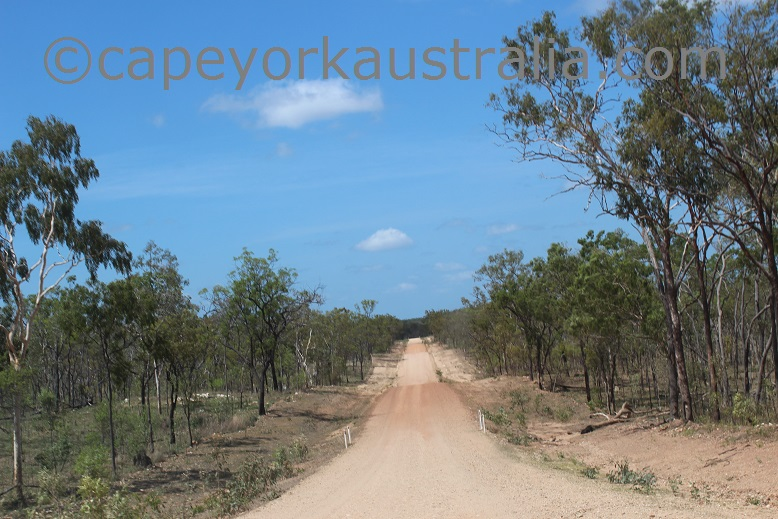 pormpuraaw road unsealed