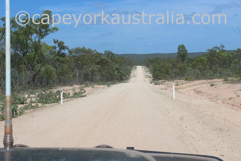 pormpuraaw road