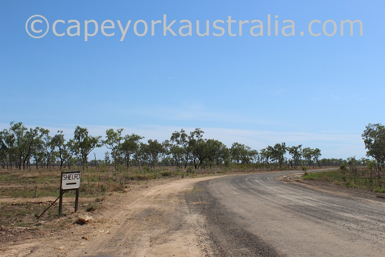 pormpuraaw to kowanyama camp