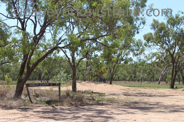 pormpuraaw to kowanyama camping