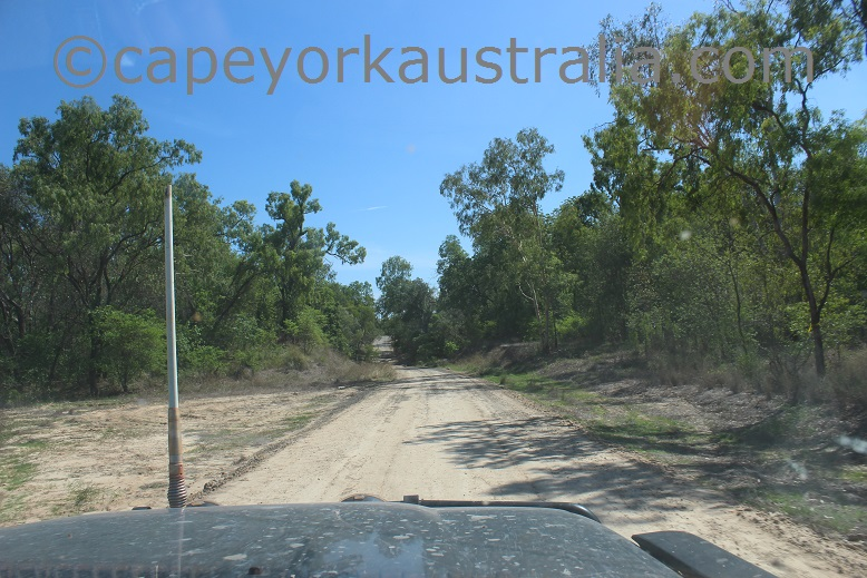 pormpuraaw to kowanyama end