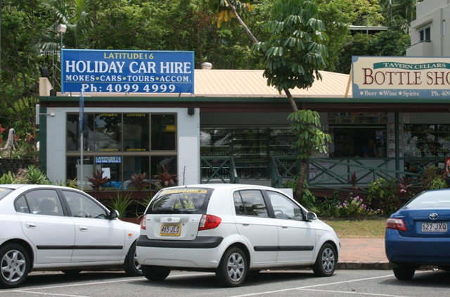 port douglas car hire
