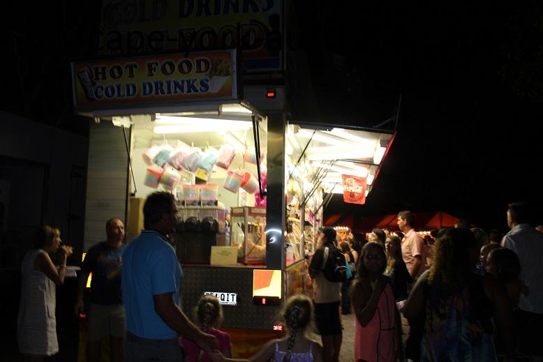 port douglas carnivale food stalls