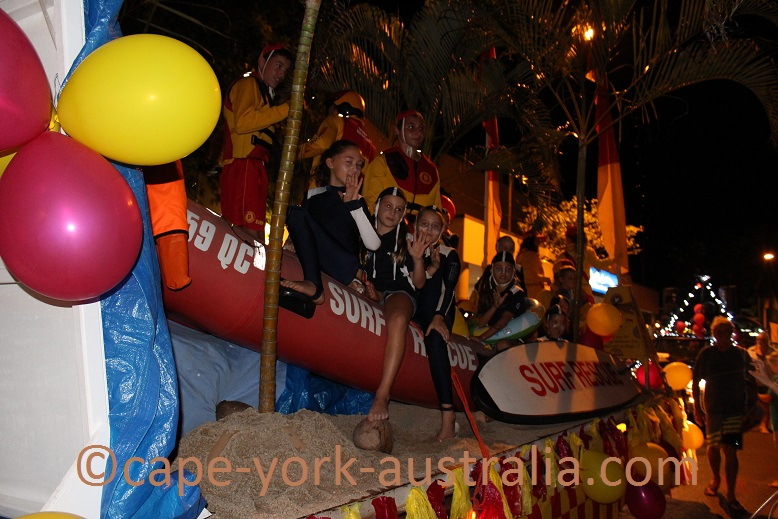 port douglas carnivale parade