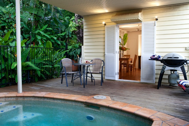 port douglas cottage bed and breakfast