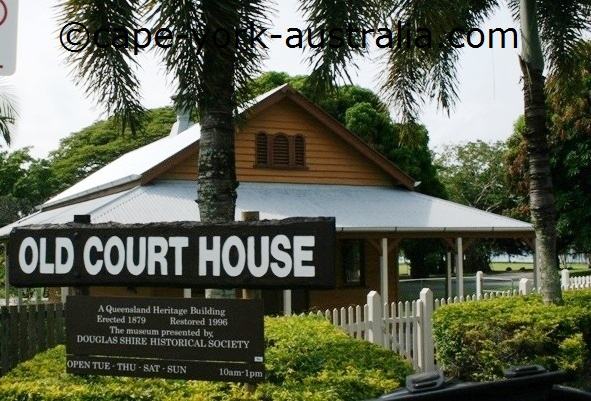 port douglas court house