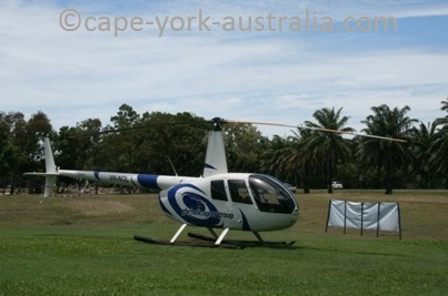 port douglas helicopters