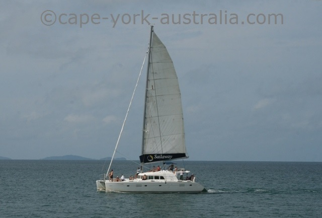 port douglas sailing