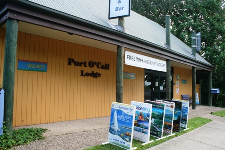 port o call port douglas