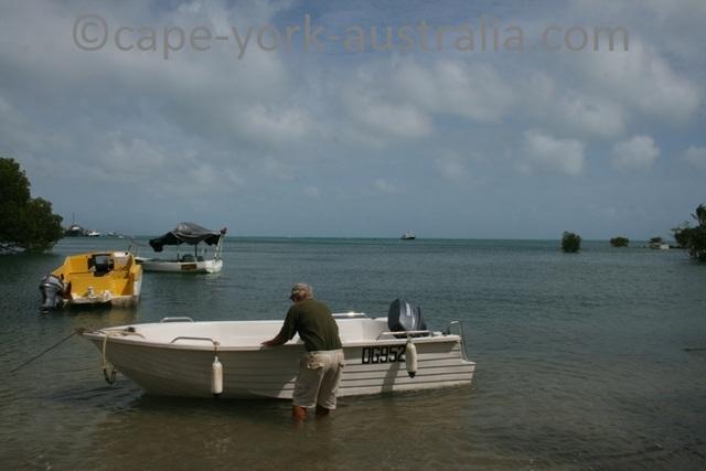 portland roads fishing