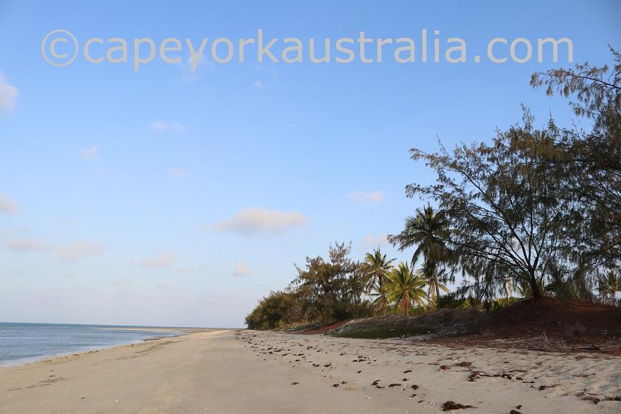 poruma island afternoon walk