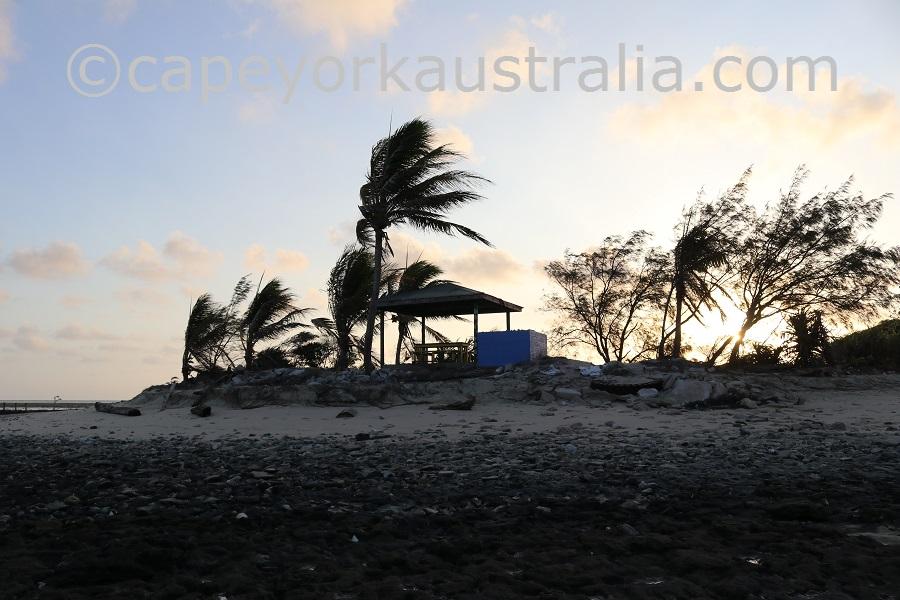 poruma island east point
