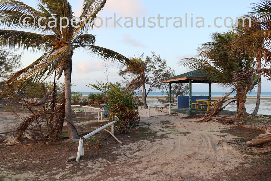 poruma island easternmost point