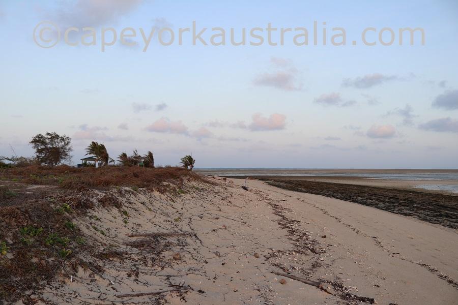 poruma island evening walk