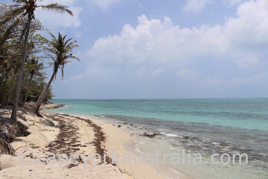 poruma island southern side