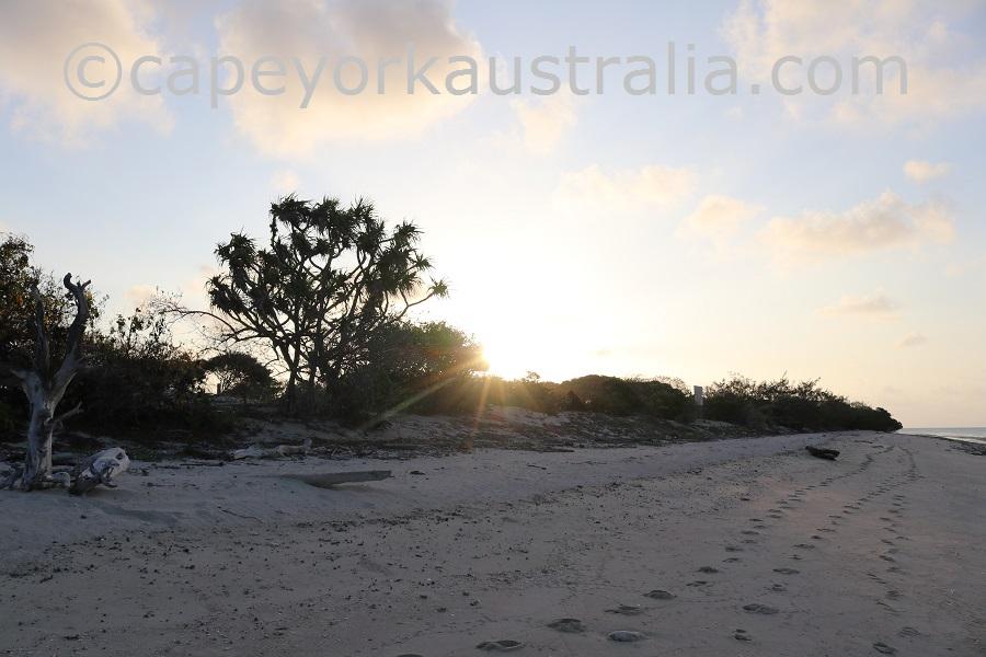 poruma island sun walk