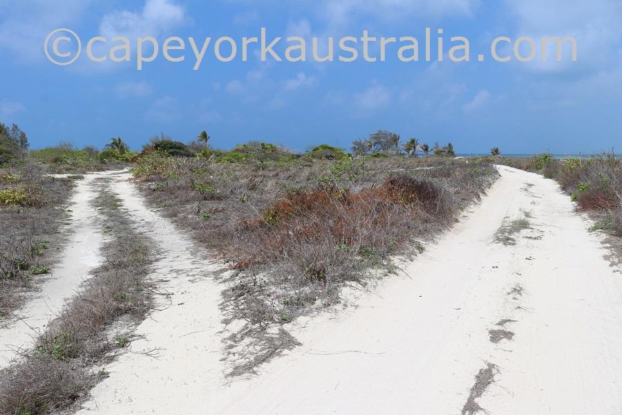 poruma island tracks