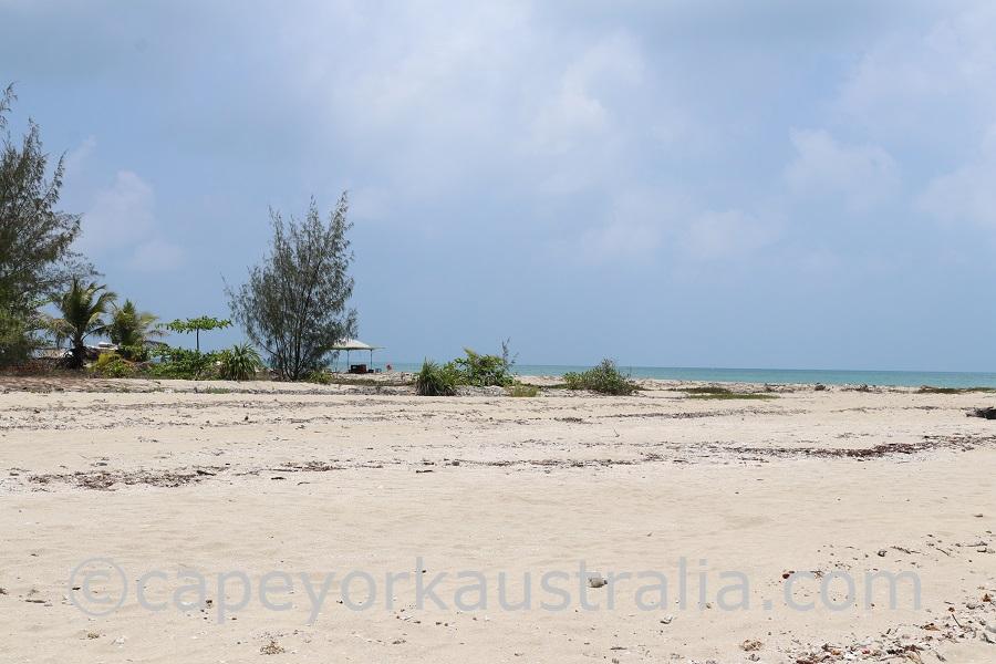 poruma island western point
